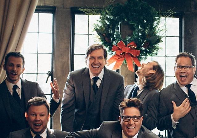 Nashville Tribute Band Christmas Tour 2018 Promo Photo