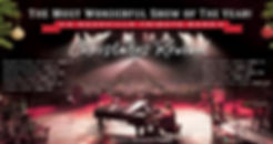 Nashville Tribute Band Christmas Revival Tour dates 2018