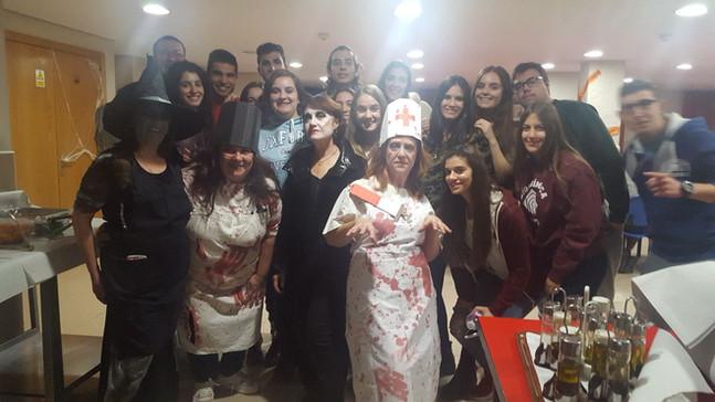 Cena Halloween 2017
