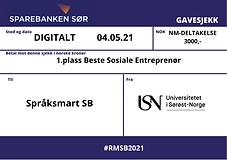 1.plass Beste Sosiale Entreprenør.png