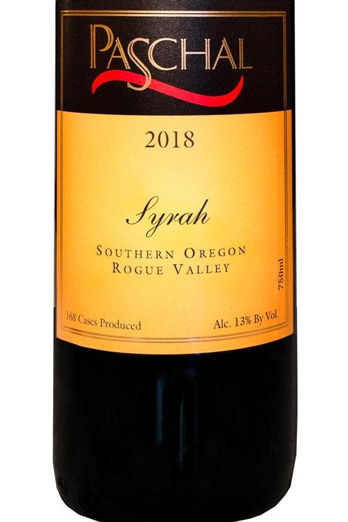 2018 Syrah