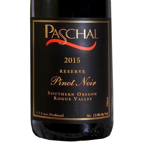 2015 Reserve Pinot Noir