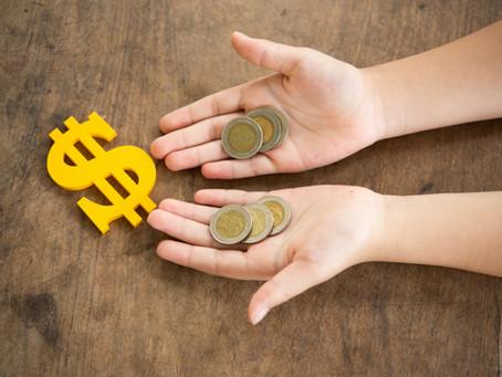 O VALOR DO DINHEIRO – Seus filhos, pagam suas contas?