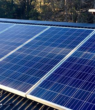 Paneles Solares, Sistema Solar, Photovoltaica, Casa Sustentable, Village Ecolomas