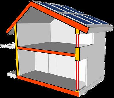 Ecohaus, construcción sustentable