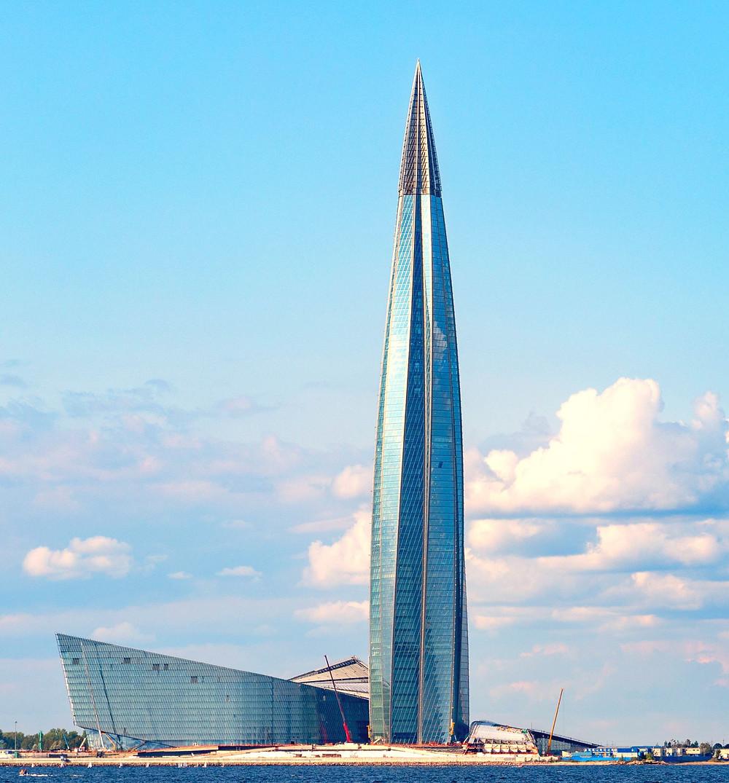 oilgastoday عالم النفط والغاز شركة غازبروم الروسية المقر الرئيسي سان بطرسبورغ