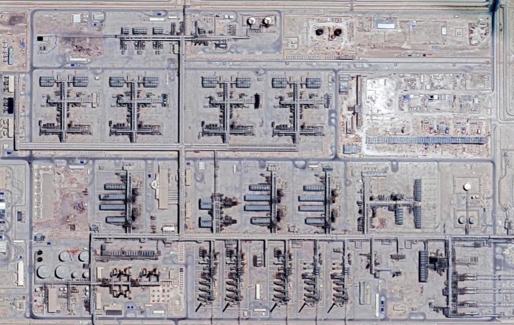 حقل الغوار أكبر حقول النفط في العالم في السعودية