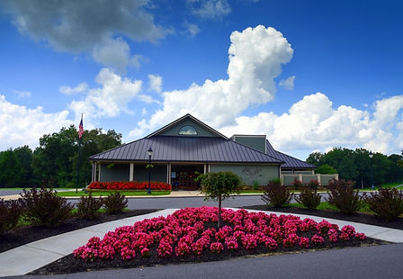 Fairfield Glade Meetings and Events - Dorchester Club House and Pool