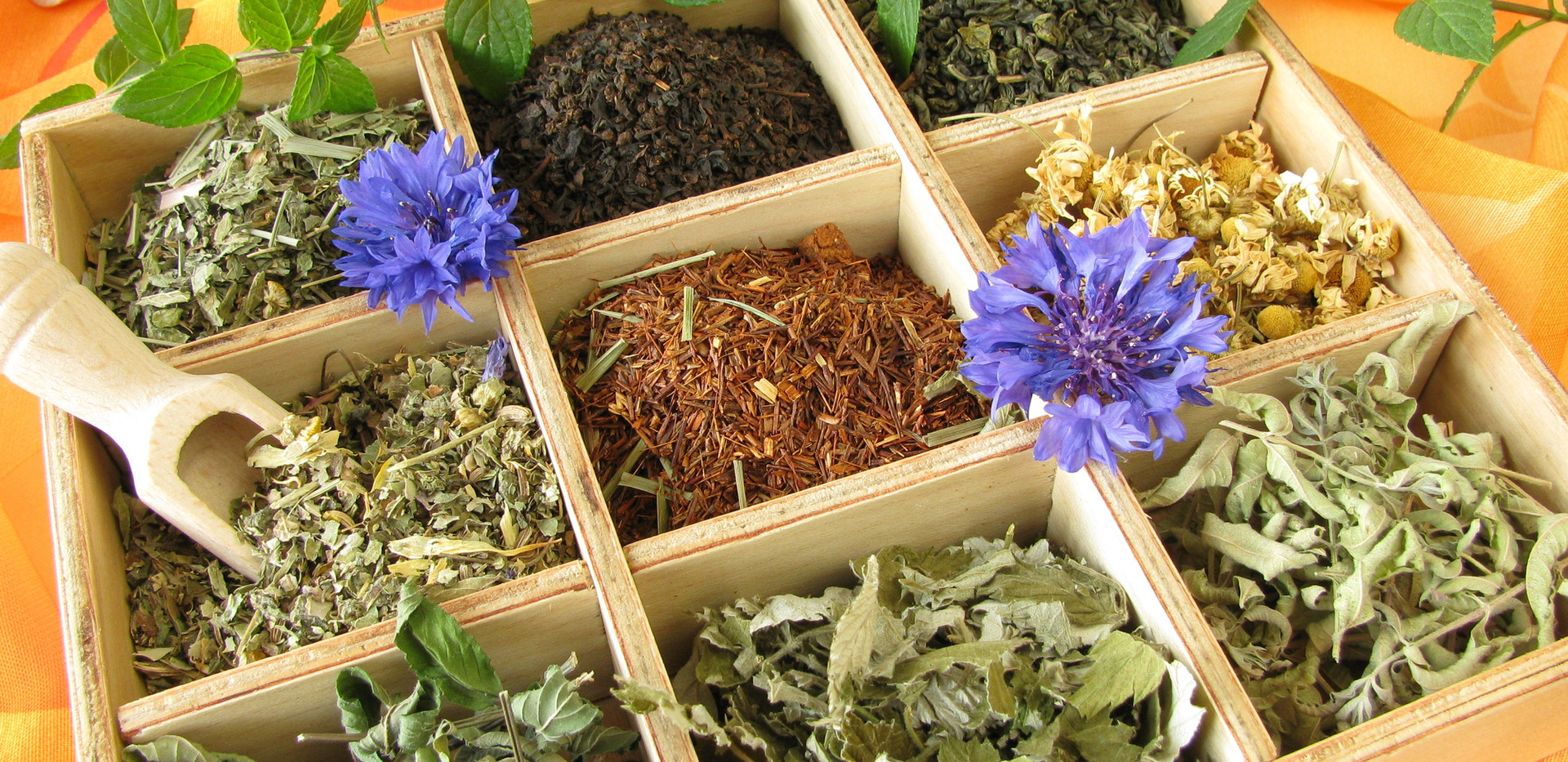 Loose herbs in box.JPG