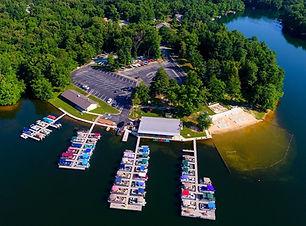 Fairfield Glade St. George Beach and Marina