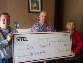 Thank you, Sitel!