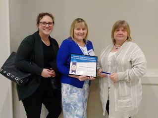 Horizon Health Recognition Award