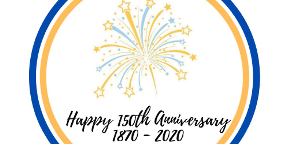 Sunday Service VSU 150th Anniversary  - Extended Hours