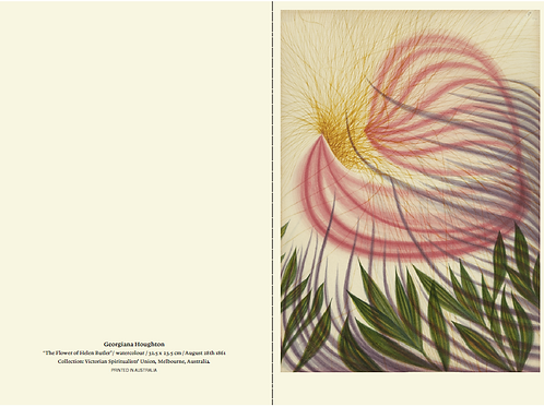 #3 The Flower of Helen Butler - Card
