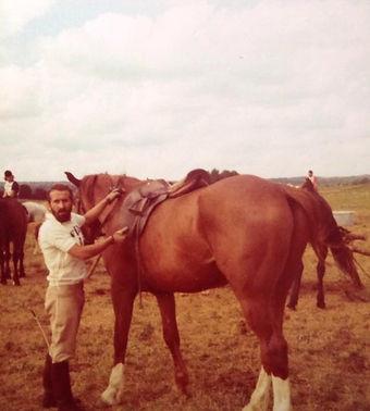 Daniel Massonnet - Jockey - Histoire - Courses hippiques