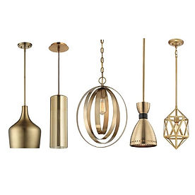 Would you mix pendant lighting_ Who says