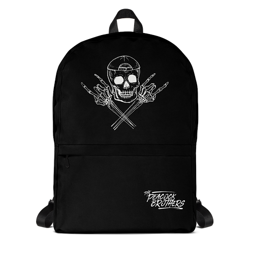 TPB Skull and Shredbones Backpack