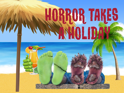 Horror Takes a Holiday Murder Mystery [8-Character] Download