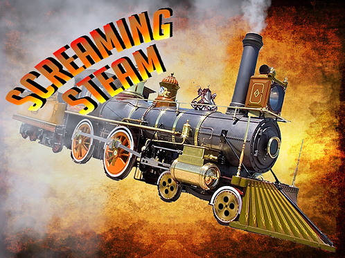 Screaming Steam Steampunk Murder Mystery Party [6-Character] Download