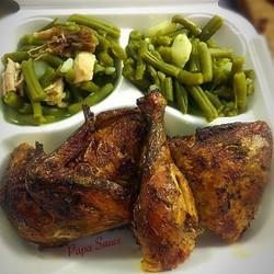 🍗 #bbq #bbqchicken #papasauce #deerfieldbeach