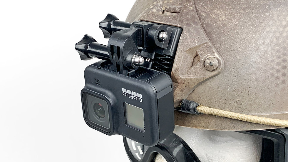 Adjustable NVG Mount (GoPro Style)
