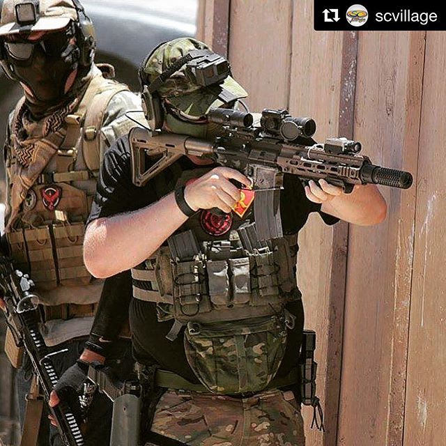 My dude _sg.airsoft 🇳🇱 rocking the BrainExploderCreations.com GoPro hat mount and the BrainExplode