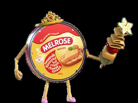 Nickelodeon Melrose Cheese Lunchbox Hacks