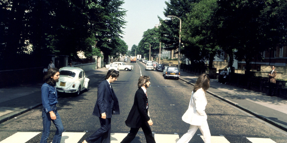 """The Beatles """"Abbey Road"""" 50th Anniversary - 2nd Seating"""