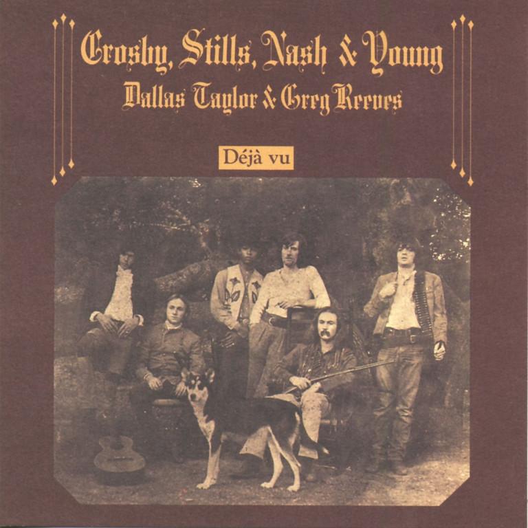"""Crosby, Stills, Nash & Young """"Déjà Vu"""" 50th Anniversary"""