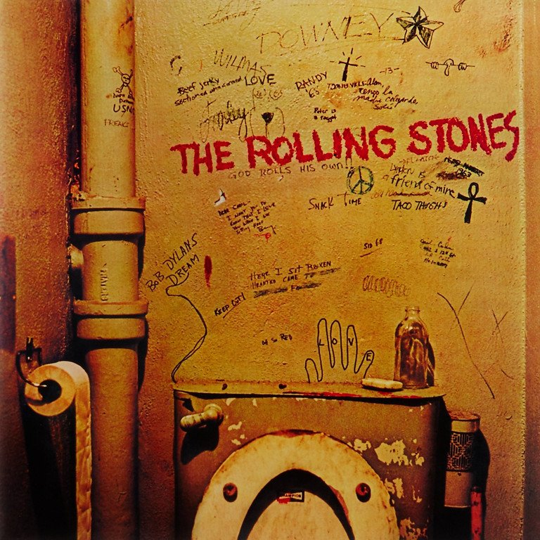 """The Rolling Stones """"Beggars Banquet"""" 50th Anniv"""