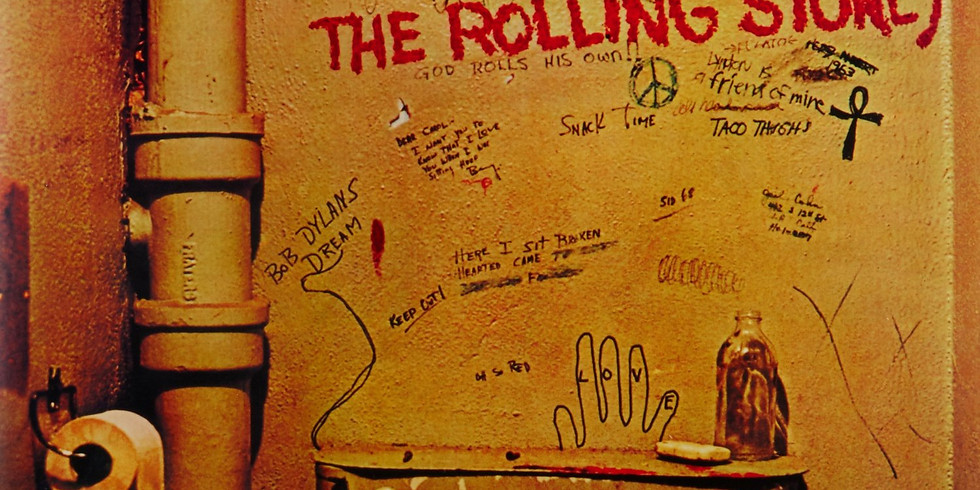 "The Rolling Stones ""Beggars Banquet"" 50th Anniv"