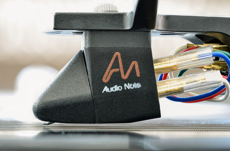 Audio Note™ IQ III cartridge