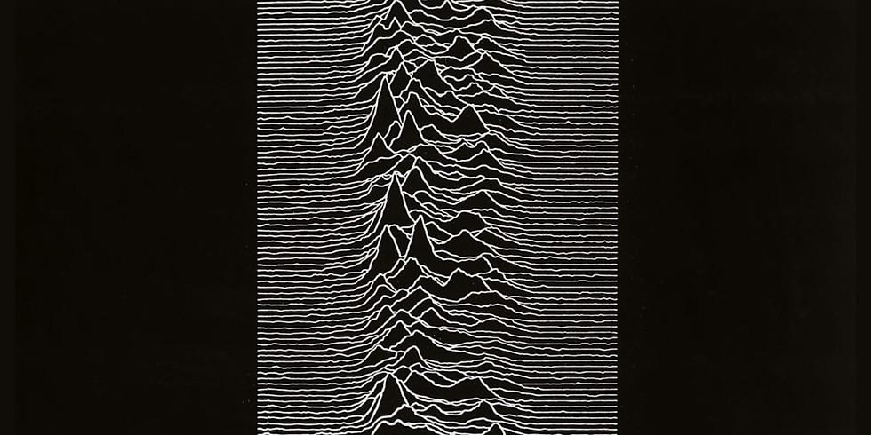 "Joy Division ""Unknown Pleasures"" 40th Anniversary"