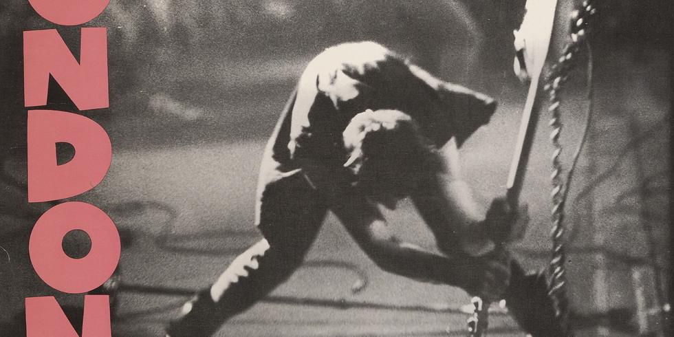 "The Clash ""London Calling"" 40th Anniversary"