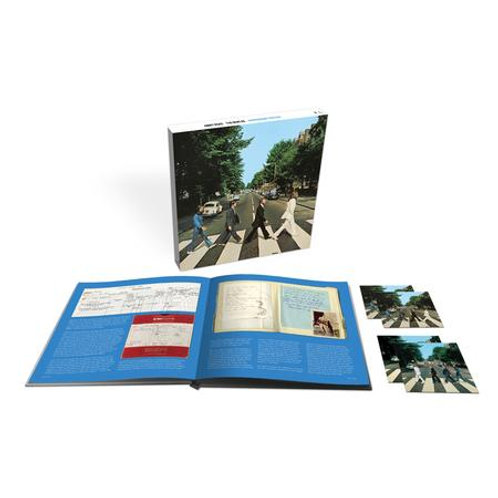 The Beatles - Abbey Road - 50th Anniversary Super Deluxe 3CD + Blu-Ray