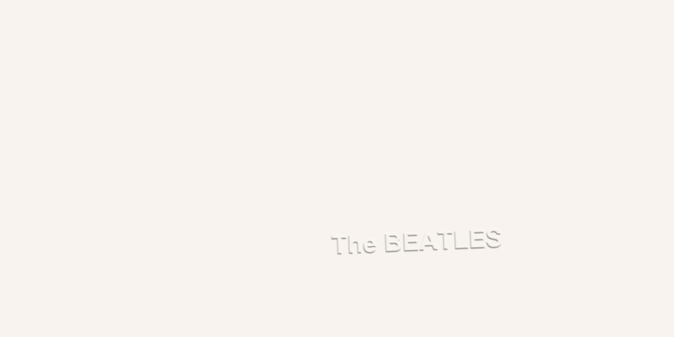 """The Beatles """"The Beatles"""" 50th Anniv - 1st Seating"""