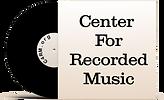 Center For Recorded Music Logo