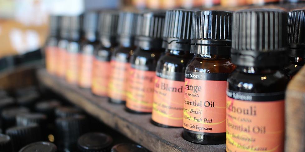 Conférence sur les huiles essentielles