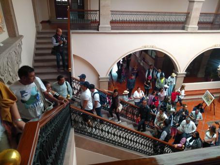 Cuatro sitios de Hidalgo, México, nominados al premio Pasaporte Abierto 2020