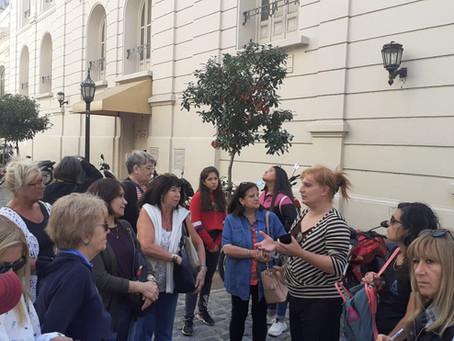 ¿Cómo es ser guía de turismo trans en la ciudad de Buenos Aires?
