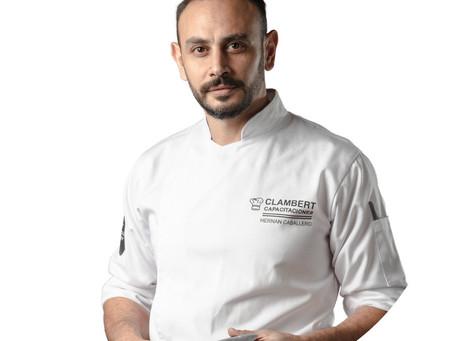Hernán Caballero: los chefs debemos cuidar el entorno para que sea siempre fértil