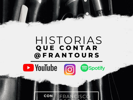 Video-podcast: Historias que contar del turismo y más