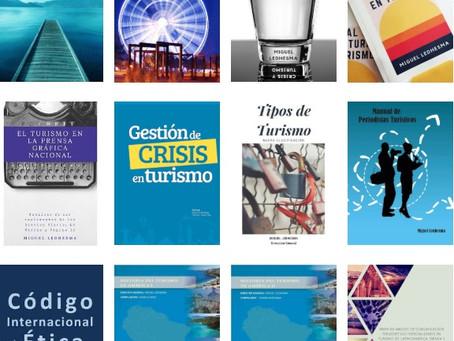 Los 10 libros más leídos por periodistas turísticos durante 2019