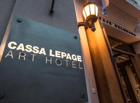 Cassa Lepage Art Hotel Buenos Aires invita a sus webinars gratuitos