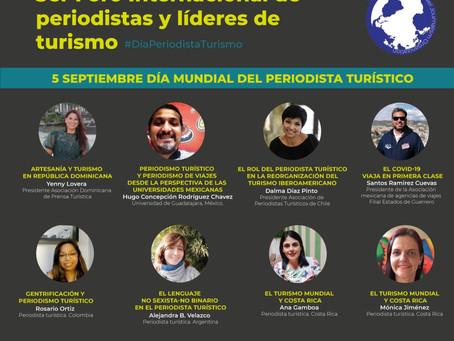 3er Foro Internacional de Periodistas y Líderes de Turismo
