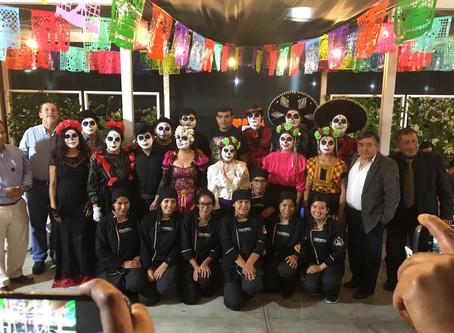 Día de Muertos llegó a Perú de la mano del chef Sánchez Schmidt