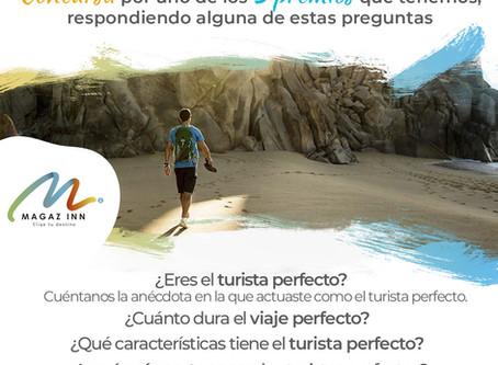 Concurso: buscando al turista perfecto 2020