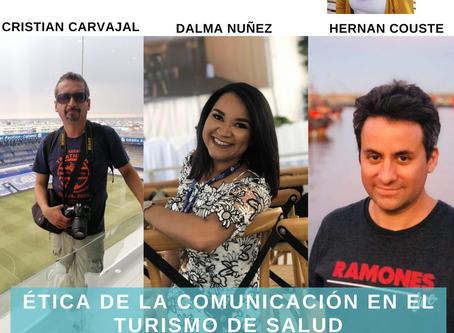 Webinar: Ética de la comunicación en el turismo de salud