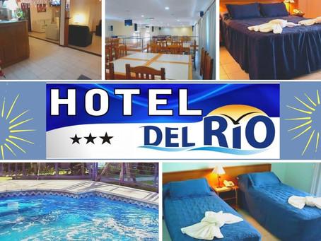 Participa por una estadía en Hotel del Río el Día Mundial del Periodista Turístico