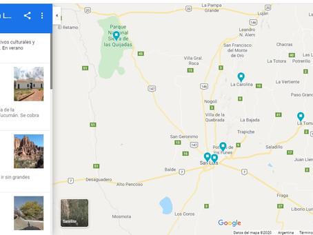 11 imperdibles de la provincia de San Luis